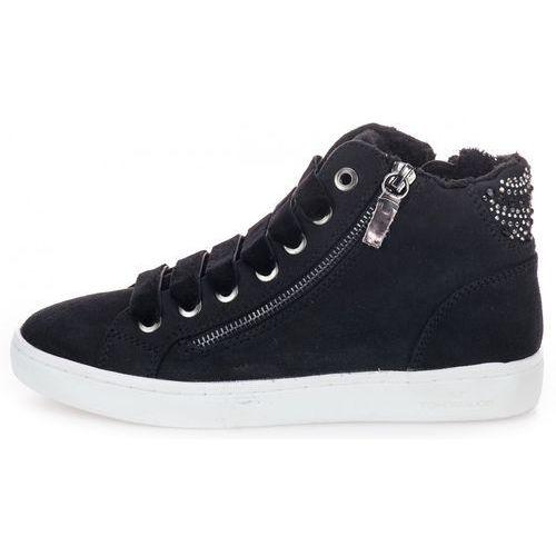 Tom Tailor buty za kostkę damskie 41 czarny