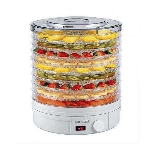 Elektryczna suszarka do owoców SO 1020 Concept,