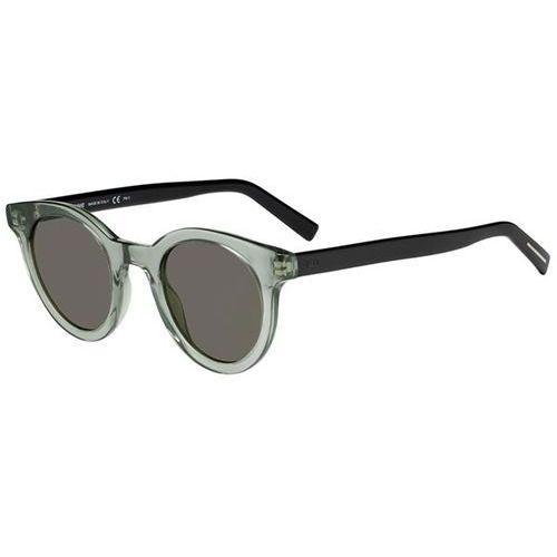 Okulary Słoneczne Dior BLACK TIE 218S BHP/2M, kolor żółty