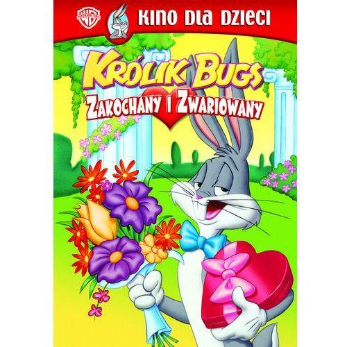 Film GALAPAGOS Królik Bugs Zakochany i zwariowany Bugs Bunny's Cupid Capers (7321997272250)