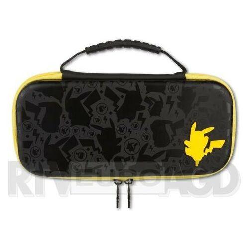 Powera etui na konsolę pokemon pikachu silhouette (0617885020445)