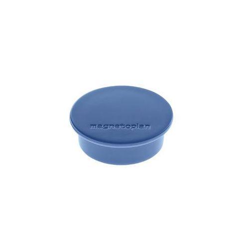 Magnetoplan Magnesy discofix color 2.2kg 40x13 mm 10szt granat