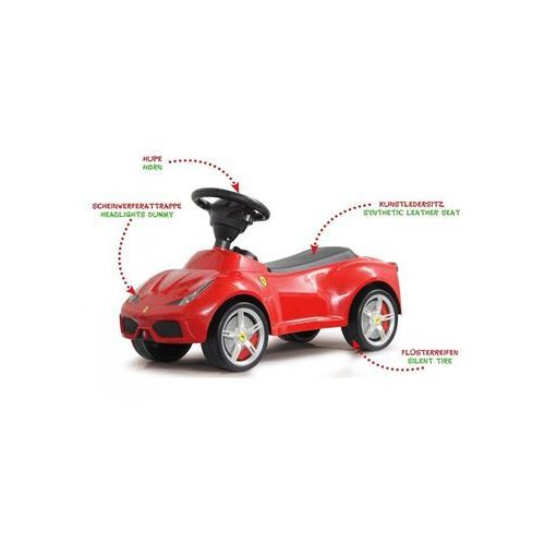 Jamara Push-Car Ferarri 458 red (4042774424176)