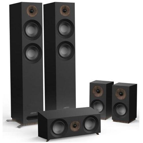 Zestaw głośników JAMO S-807 HCS Czarny + DARMOWY TRANSPORT! (5709009003139)