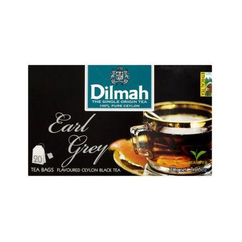 20x1,5g earl grey herbata ekspresowa aromatyzowana marki Dilmah