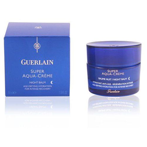 Super aqua creme - balsam na noc marki Guerlain