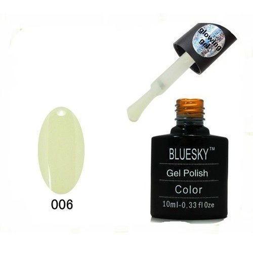 Bluesky YG06 Świecące w ciemności z kategorii Lakiery do paznokci