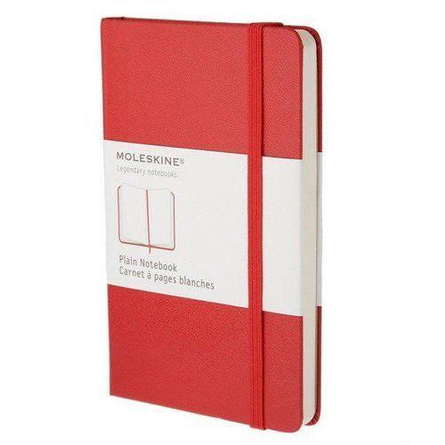 Moleskine Notes l gładki czerwony (9788862930062)