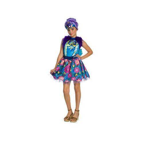Kostium Patter Peacock dla dziewczynki - S