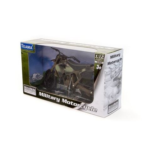 Teama toys Teama military motor 1:12