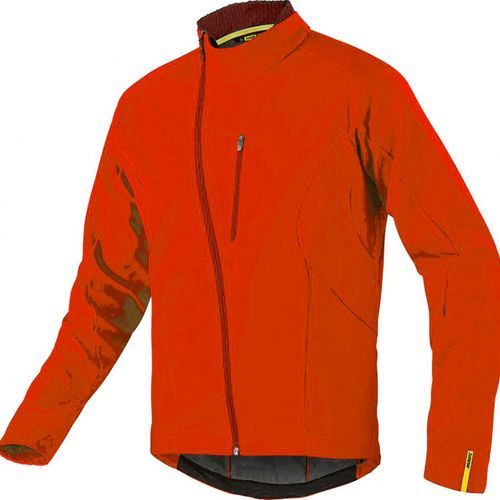Męska kurtka aksium thermo jacket fiery red rozmiar m marki Mavic
