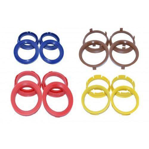 Pierścienie centrujące made in eu tuv iso 1 szt marki Pierścienie centrujące mador