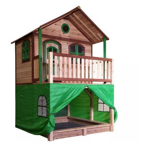 namiot do domku ogrodowego, plastik, zielony, a030.186.00 marki Axi