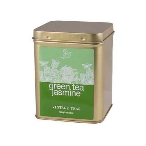 Vintage Teas Green Tea Jasmine - puszka 125g