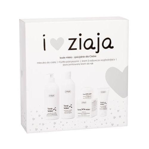 kozie mleko 2019 zestaw kosmetyków 3+1 marki Ziaja