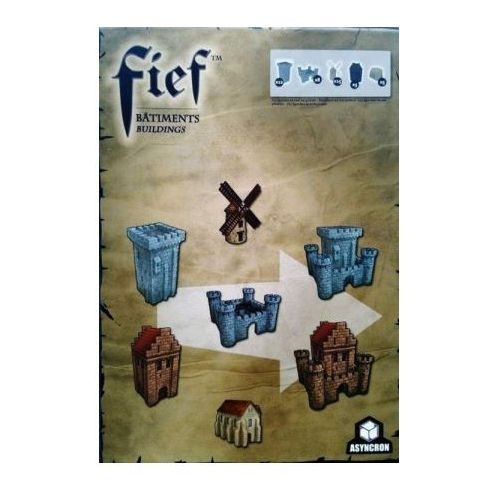 Hobbity gra fief: budynki marki Hobbity.eu