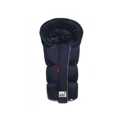 odenwälder Śpiworek do wózka Keep Heat XL marine (4005226148747)