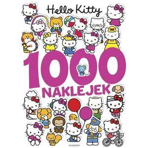 Hello Kitty 1000 naklejek - Jeśli zamówisz do 14:00, wyślemy tego samego dnia. Dostawa, już od 4,90 zł. (9788328111400)