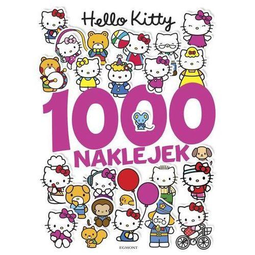 Hello Kitty 1000 naklejek - Jeśli zamówisz do 14:00, wyślemy tego samego dnia. Dostawa, już od 4,90 zł., oprawa broszurowa
