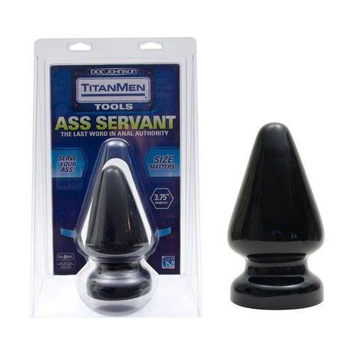 Titanmen Buttplug Ass Master