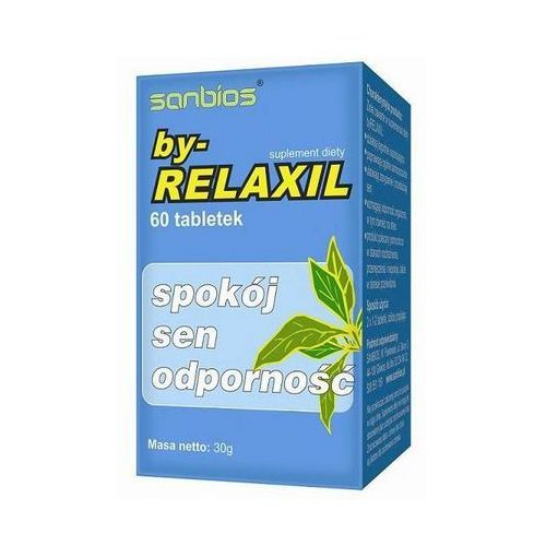 Tabletki By-Relaxil 60 tabl.