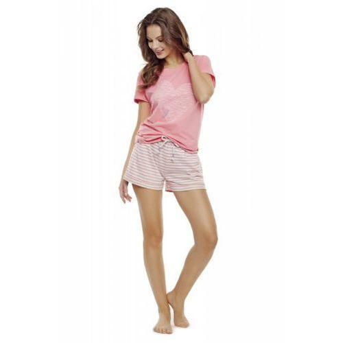 Henderson Piżama damska model diya 35911-24x pink/grey