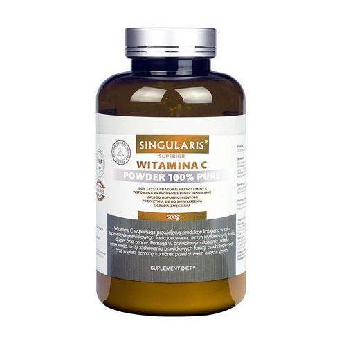 SINGULARIS Witamina C Superior powder 500g