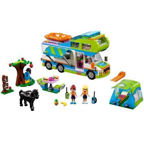 41339 SAMOCHÓD KEMPINGOWY MII (Mia's Camper Van) KLOCKI LEGO FRIENDS