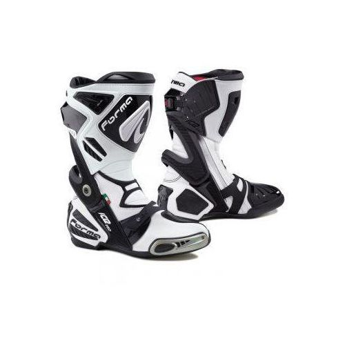 buty ice pro white, Forma