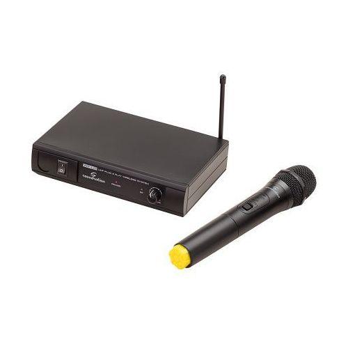 wf-u11hc system bezprzewodowy uhf, pojedynczy doręczny marki Soundsation