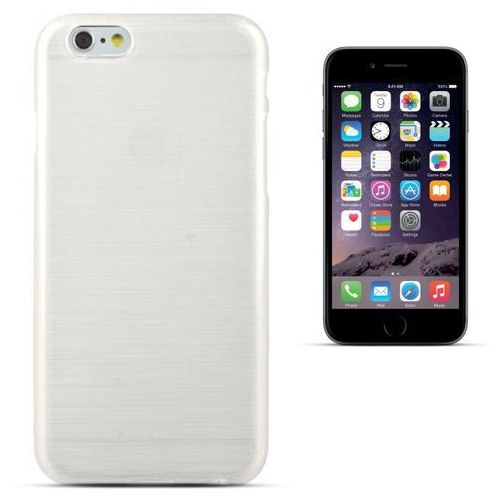 """Forcell """"jelly brush iphone 6 plus / 6s plus"""" (white) (5901737290700)"""