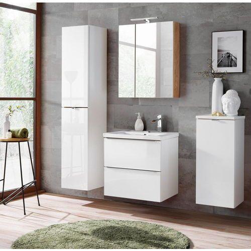 Zestaw mebli łazienkowych CAPRI WHITE SET 60 CM, CD-0124