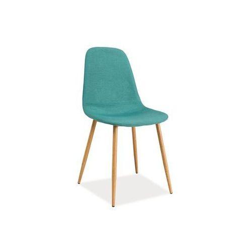 Krzesło fox mięta marki Signal