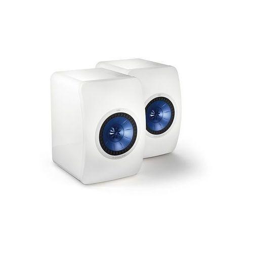ls50 kolor: biały marki Kef
