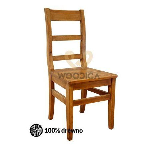 Woodica Krzesło hacienda 04 [h4 proste]