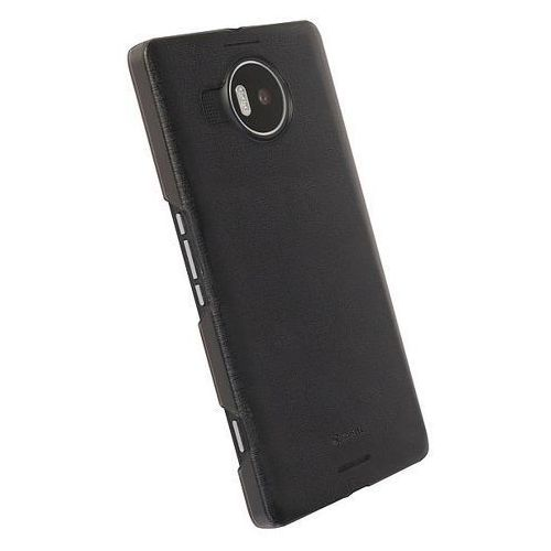 Krusell Etui BODEN Cover do Microsoft Lumia 950XL - czarny DARMOWA DOSTAWA DO 400 SALONÓW !!, kolor Krusell