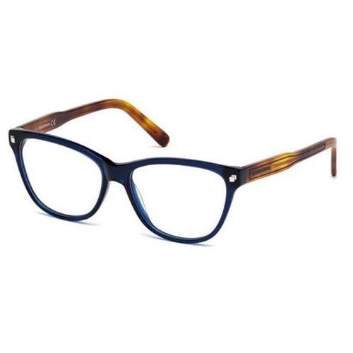 Okulary korekcyjne  dq5203 020 marki Dsquared2
