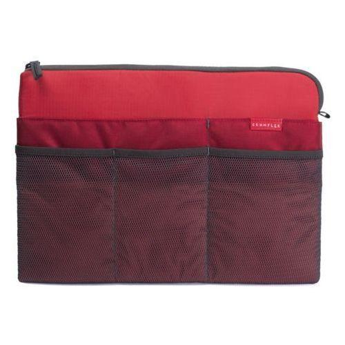 """Etui CRUMPLER The Geek Supreme laptop 13"""" czerwone"""