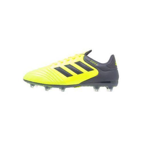 adidas Performance COPA 17.2 FG Korki Lanki solar yellow/legend ink, CCZ79