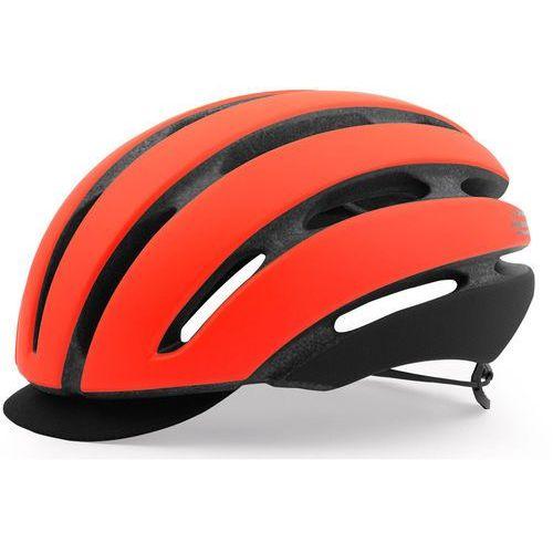 aspect kask rowerowy pomarańczowy l | 59-63cm 2018 kaski rowerowe marki Giro