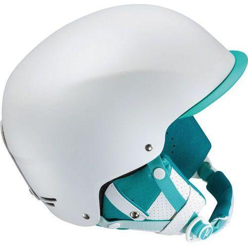 Rossignol Spark Kask Dzieci EPP biały 58cm 2017 Kaski narciarskie