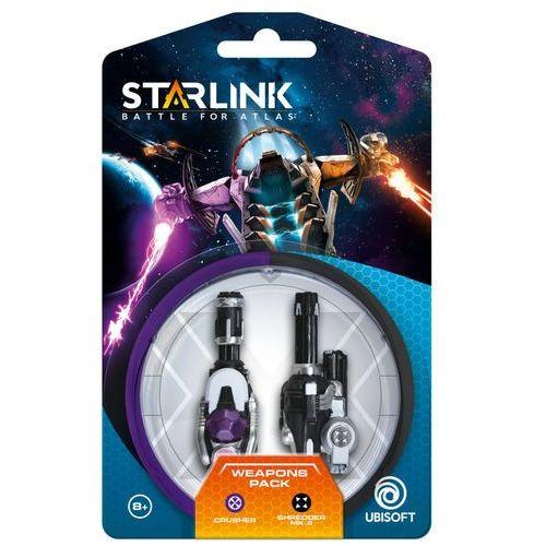 Pakiet broni UBISOFT do gry Starlink - Crusher + Shredder + Zamów z DOSTAWĄ JUTRO! (3307216035954)