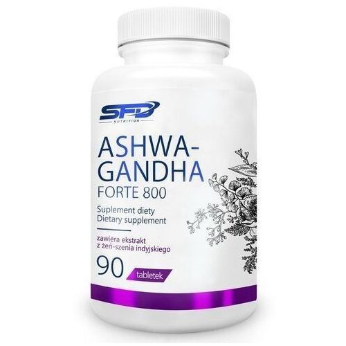 SFD Nutrition Ashwagandha Forte 800 x 90 tabletek