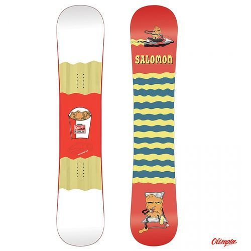 Deska snowboardowa 6 piece 2018/2019 marki Salomon