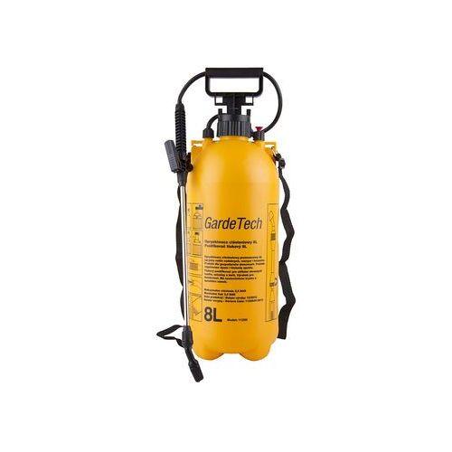Opryskiwacz ciśnieniowy z lancą 8l do oprysków chemicznych. marki Gardetech
