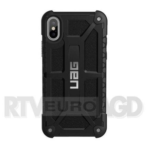 UAG Monarch Case iPhone X (czarny), IPHX-M-BLK
