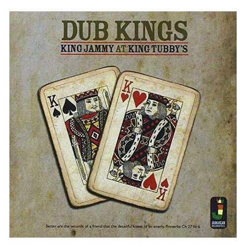 King Jammy At King Tubby's - Dub Kings (5060135761035)