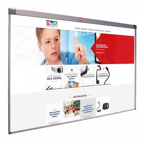 Avtek Zestaw: tt-board 80 pro + viewsonic pjd5353ls + uchwyt ścienny mw 1200 - promocja