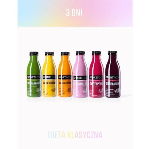 DIETA 3 DNIOWA / SOKI COLDPRESS / DOSTAWA W 24h / DETOKS SOKOWY / DIETA SOKOWA