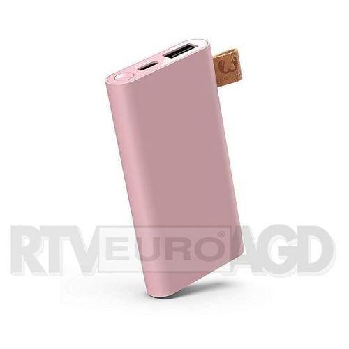 FRESH 'N REBEL POWERBANK 3000 MAH USB-C DUSTY PINK